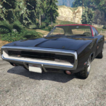 Speed Dodge Charger Classic Racing APK MOD 3.1