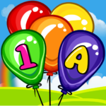 Balloon Pop Kids Learning Game Free for babies APK MOD 9