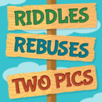 Riddles, Rebuses and Two Pics APK MOD v1.8