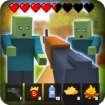 Zombie Craft Survival 3D: Free Shooting Game APK MOD 41.5
