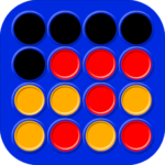 4 in a row – Board game for 2 players APK MOD 2.26