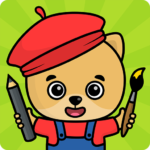 Coloring and drawing for kids APK MOD 3.111