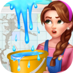 House Design: Home Cleaning & Renovation For Girls APK MOD 1.0.8