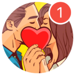 Kiss Me: Spin the Bottle for Dating, Chat & Meet APK MOD 1.0.47