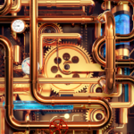 Cool Wallpapers and Keyboard – Steampunk Pipes APK MOD 4.28