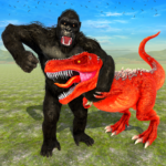 Gorilla City Rampage: Angry Animal Attack Game APK MOD 1.0.10