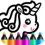 Kids Drawing Games for Girls! Apps for Toddlers! APK MOD 1.6.0.12