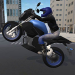 Moto Speed The Motorcycle Game APK MOD 0.93