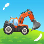 Build a House with Building Trucks! Games for Kids APK MOD 1.17