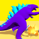 Fire Arena – King of Monsters APK MOD 2021.36