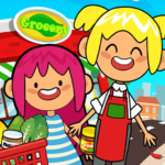 My Pretend Grocery Store – Supermarket Learning APK MOD 2.3