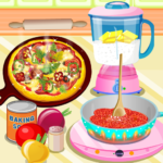 Yummy Pizza, Cooking Game APK MOD 6.64.0